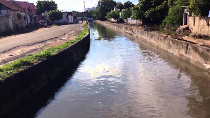 Buckle Canal